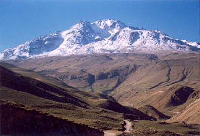 کوه سبلان - مشکین شهر
