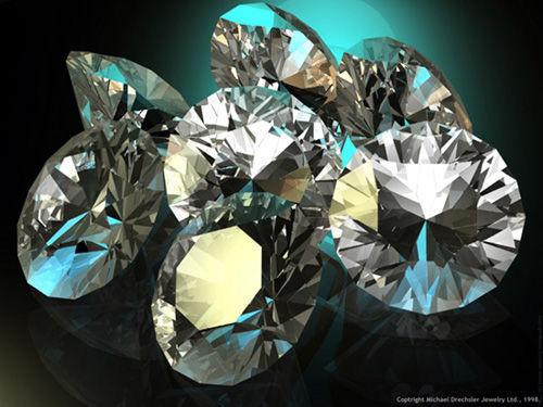 الماس به زودی فراموش می شود
