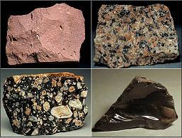 سنگهای آذرین ، Igneous rocks